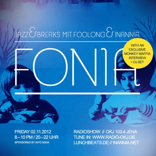 Fonia Session 6 – Guest: Monkey Maffia