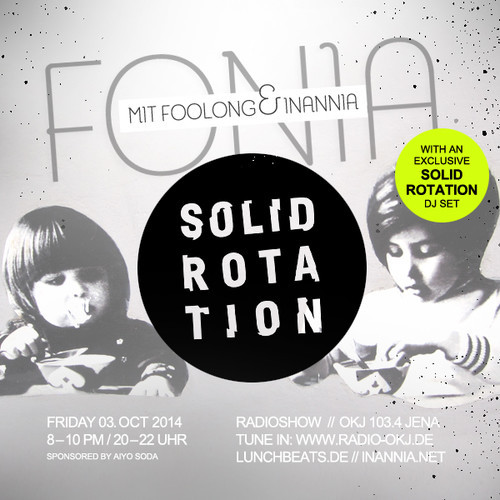 Fonia Session 27 – Solid Rotation