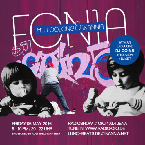 Fonia Session 39 – DJ Coins