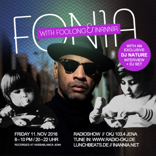 Fonia Session 41 – DJ Nature