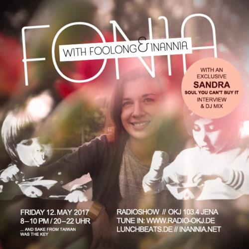 Fonia Session 45 – Sandra