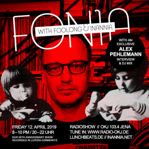 Fonia Session 50 – Alex Pehlemann (Zonic)