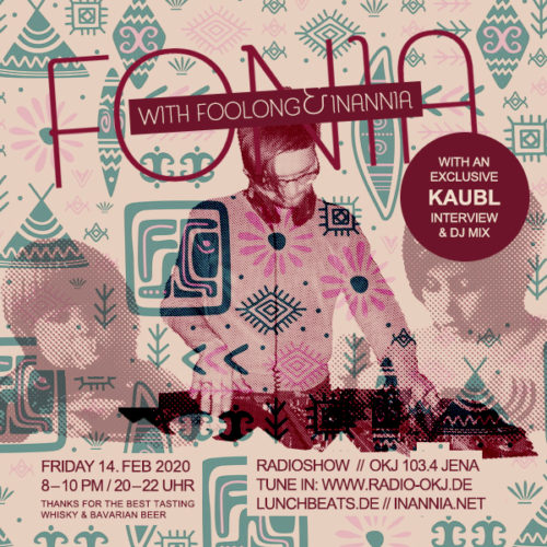 Fonia Session 54 – kAUBL